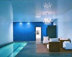 piscina interior......