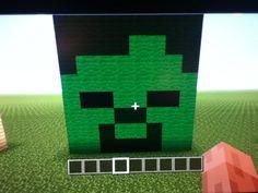 Minecraft zombie: By Sydney R