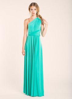 GALA  Vestido largo y versátil. El vestido que le permite adaptarse a todas las situaciones, ideal para unas eventos, bodas, damas de honor, noche, etc. Es muy favorecedor para todo los tipos de cuerpo.  85,00€