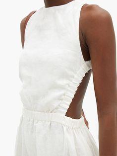 Fashion Details, Diy Fashion, Fashion Dresses, Womens Fashion, Fashion Design, Beach Wear Dresses, Summer Dresses, Minimal Fashion, Diy Clothes