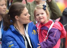 saywaaaaat:  Swedish Royal Family attended FIS Nordic World Ski Championships, Falun, Sweden, February 19, 2015-Crown Princess Victoria and Princess Estelle