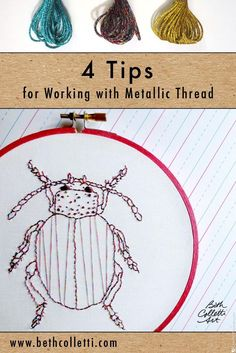 Best Threads for Hand Embroidery