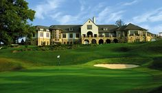 Gettysvue Polo, Golf, and Country Club. Knoxville, TN... Loved my wedding there!! Such good memories!