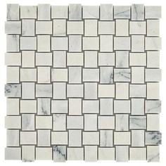 Glass Mosaic Tiles 3//4 inch Misty Gray Vitreous 25 Tiles