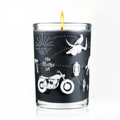 THE MOTLEY :: The Motley x JOYA Studio Easy Rider Candle :: SUPERIOR GROOMING FOR MEN