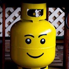 Lego propane tank, just for you Anita sage.