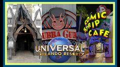 Top 6 BEST Restaurants at Universal Orlando Resort! |Stix Top 6| Universal Parks, Universal Studios Florida, Park Resorts, Orlando Resorts, Halloween Horror Nights, Disney Crafts, Disney World Resorts, Restaurants, Top