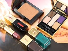 Sneak Peek at the Yves Saint Laurent Summer 2013 Makeup Collection!