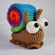 Ravelry: knitter5319's Martin Snail
