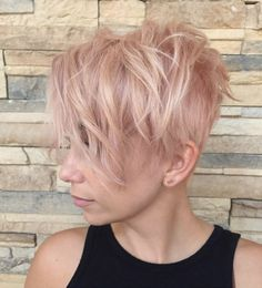 Effortless hairstyle by Michele Sanford
