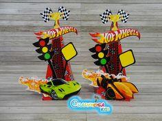 Cone Personalizado Hot Wheels
