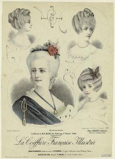 La coiffure française illustrée. (1914)