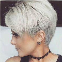 Folge den neuesten Trends und wähle eine dieser 10 schönen und trendigen Kurzhaarschnitte! - Neue Frisur