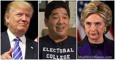After Death Threats, Elector Has Just 3-Words For Angry Hillary Supporters