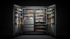 Dacor Modernist Panel-Ready Column Refrigerator