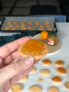 Aranciocchi biscotti cioccolato e arancio