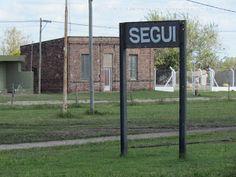 Historia de Seguí, Entre Rios - Region Litoral