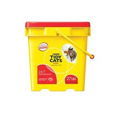 Tidy27LB 24/7 Cat Litte *** Check out this great product. (This is an affiliate link) #Catlitterandhousebreaking