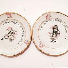"""""""prato duplo: para comprar envie um e mail para ritawainer@gmail.com para infos sobre outras peças @ritawaineronlinestore"""""""