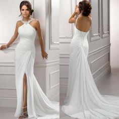 casual wedding dresses beach