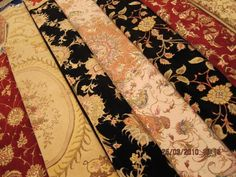 Please inform me if you see and find these carpet's patterns. In this way you are helping me to find my stolen carpets! Thanks