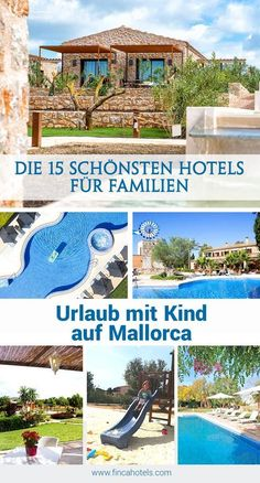 Our Leaderboard: Hotels for a Relaxed Family Vacation in Mallorca In the . Leaderboard: Hotels for a Relaxed Family Vacation in Mallorca In the . Travel With Kids, Family Travel, Familienfreundliche Hotels, Hotel Am Meer, Voyage Dubai, Hotel Familiar, Holiday Hotel, Family Holiday, Beautiful Hotels
