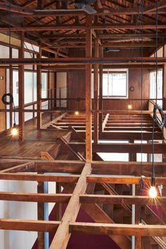 CASACO|カサコ House Renovation Cafe Design, House Design, Japanese Style House, Japan Architecture, Artist Loft, Pretty Room, Interior And Exterior, Interior Design, Wooden House