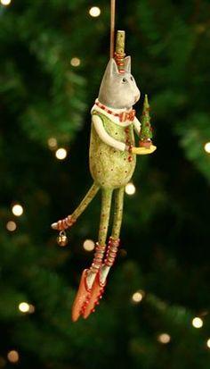 Arthur Green Cat Ornament