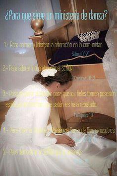 ¿Para qué sirve un ministerio de danza? Fotografia: Delki Rosso. Texto: Rab. Richard Gamboa. Adorando al Señor a través de la danza. En Scribd