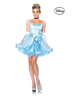 Glass Slipper Cinderella Costume |http://www.costumesupercenter.com/sexy+costumes-fairytale/LADP85056-womens-glass-slipper-cinderella-princes.html