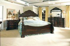 King Bedroom Furniture Sets | King Bedroom Sets for Master Bedroom
