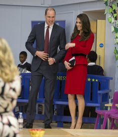 Kate Middleton Photos Photos - Prince William, Duke of Cambridge and Catherine, Duchess of Cambridge attend the Place2Be Big Assembly With Heads Together for Children's Mental Health Week at Mitchell Brook Primary School on February 6, 2017 in London, England. - The Duke