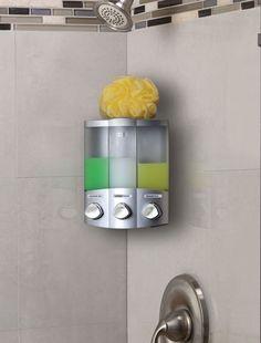 shampoo dispensers for showers trio soap dispenser shampoo shower dispenser bath and shower