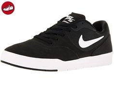 Nike Herren Paul Rodriguez 9 CS Skaterschuhe, Schwarz (Schwarz / Weiß-Schwarz), 43 EU (*Partner-Link)