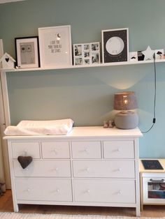 babymeubels commode - ikea hemnes 8 lades