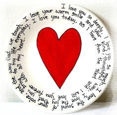 35 Creative Valentine's Day Craft Gift Ideas To Show Your Love - EcstasyCoffee Sharpie Crafts, Sharpie Projects, Sharpie Art, Sharpies, Sharpie Plates, Valentine Day Crafts, Holiday Crafts, Valentines, Craft Gifts
