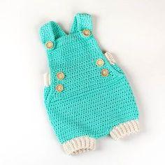New Ideas Crochet Baby Pants Pattern Girls Crochet Baby Clothes Boy, Crochet Baby Pants, Crochet Romper, Baby Clothes Patterns, Crochet Bebe, Crochet For Boys, Baby Blanket Crochet, Baby Patterns, Free Crochet