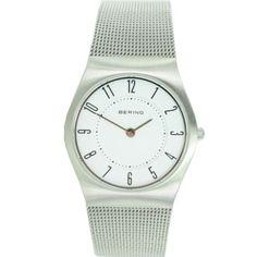 ddef269bd24 Bering Women s Watch Wrist Watch Slim Classic - 11930-404 Meshband   Wristwatches