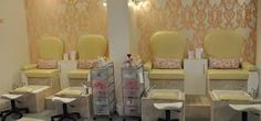 Image result for glam nail salon
