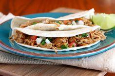 Crispy Slow Cooker Carnitas on MyRecipeMagic.com