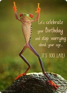 humorous birthday image