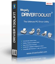Driver ToolKit Crack, License Key and Keygen Full Download