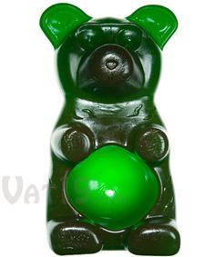 Yeah. That's a 26-pound gummy bear.