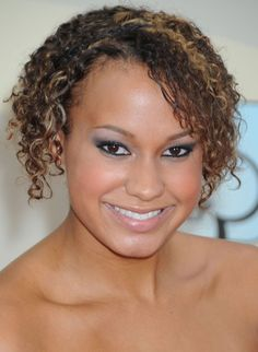 African American short curly haircuts