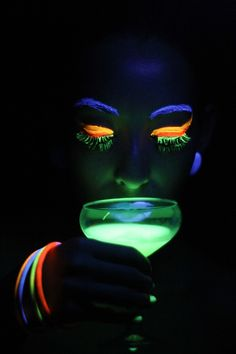 this looks really neat would of been cool at a black light party