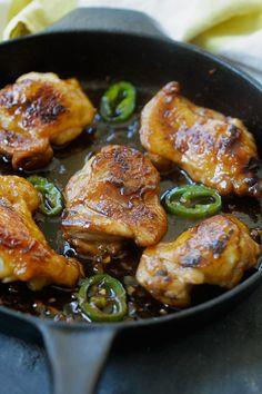 Looking for Fast & Easy Asian Recipes, Chicken Recipes, Main Dish Recipes! Recipechart has over free recipes for you to browse. Find more recipes like Vietnamese Caramel Chicken. Easy Vietnamese Recipes, Easy Asian Recipes, Easy Delicious Recipes, Vietnamese Food, Healthy Chicken Thigh Recipes, Chicken Skillet Recipes, Caramel Chicken, Creamy Garlic Chicken, Good Food