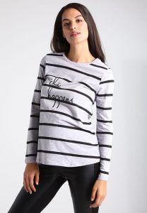 Camiseta manga larga - grey melange Image