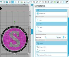 How to Make a Rhinestone Decal with Silhouette