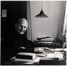 Dom Hans van der Laan architect.