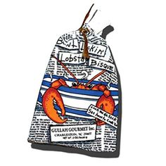 Bowl Lickin' Lobsta Bisque (Lobster Bisque) from Gullah Gourmet .2oz serves 2